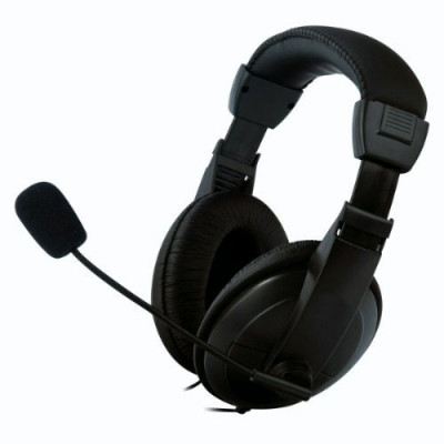 Headphone com Microfone C3 Tech MI-2269ARC Voicer Confort fora da caixa
