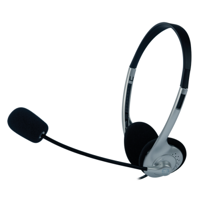 Headphone com Microfone C3 Tech Voicer Light fora da caixa